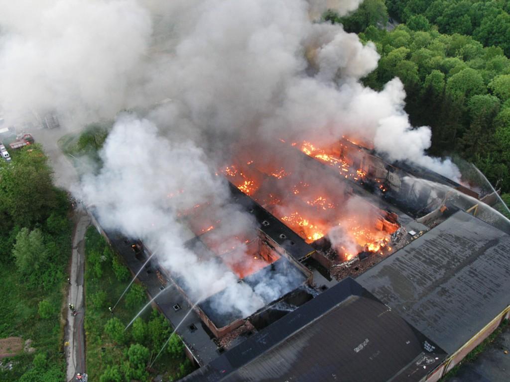 Brand te Kraggenburg