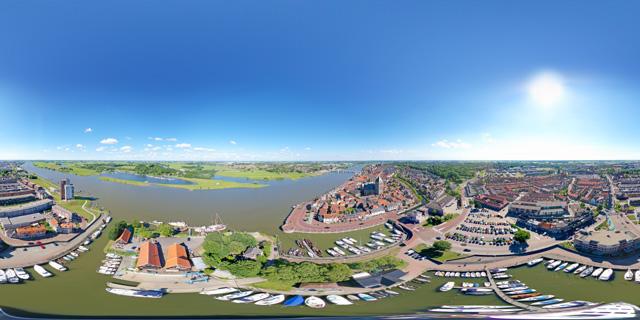 Panorama Buitenhaven - Kampen