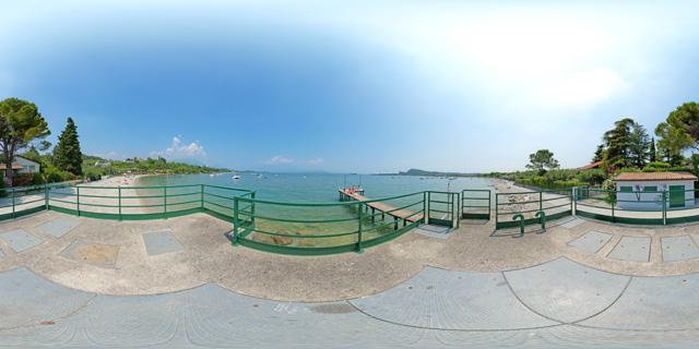 Panorama's Gardameer