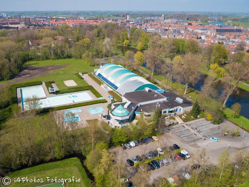 'Oude' zwembad De Steur