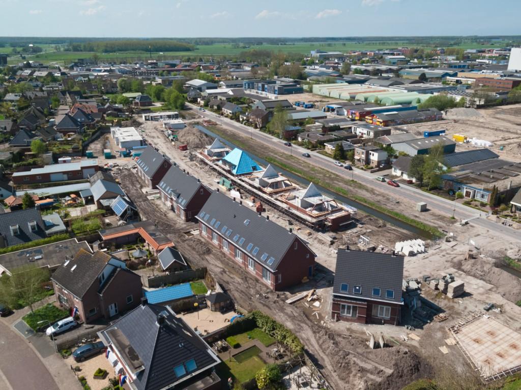 Woonwijk Sint Nicolaashof te Kampen