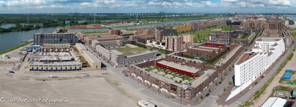 Panorama IJburg Amsterdam